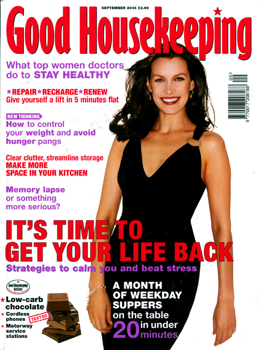 Rosemary Conquest Press / Country Homes, Daily Mirror, ES ... Good Housekeeping